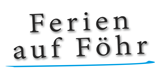Urlaub auf Föhr Logo